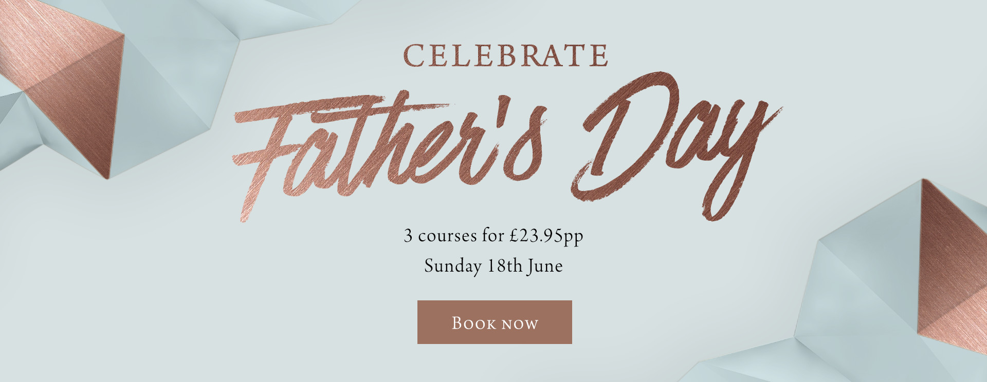 Father's Day at The Oatlands Chaser - Book now
